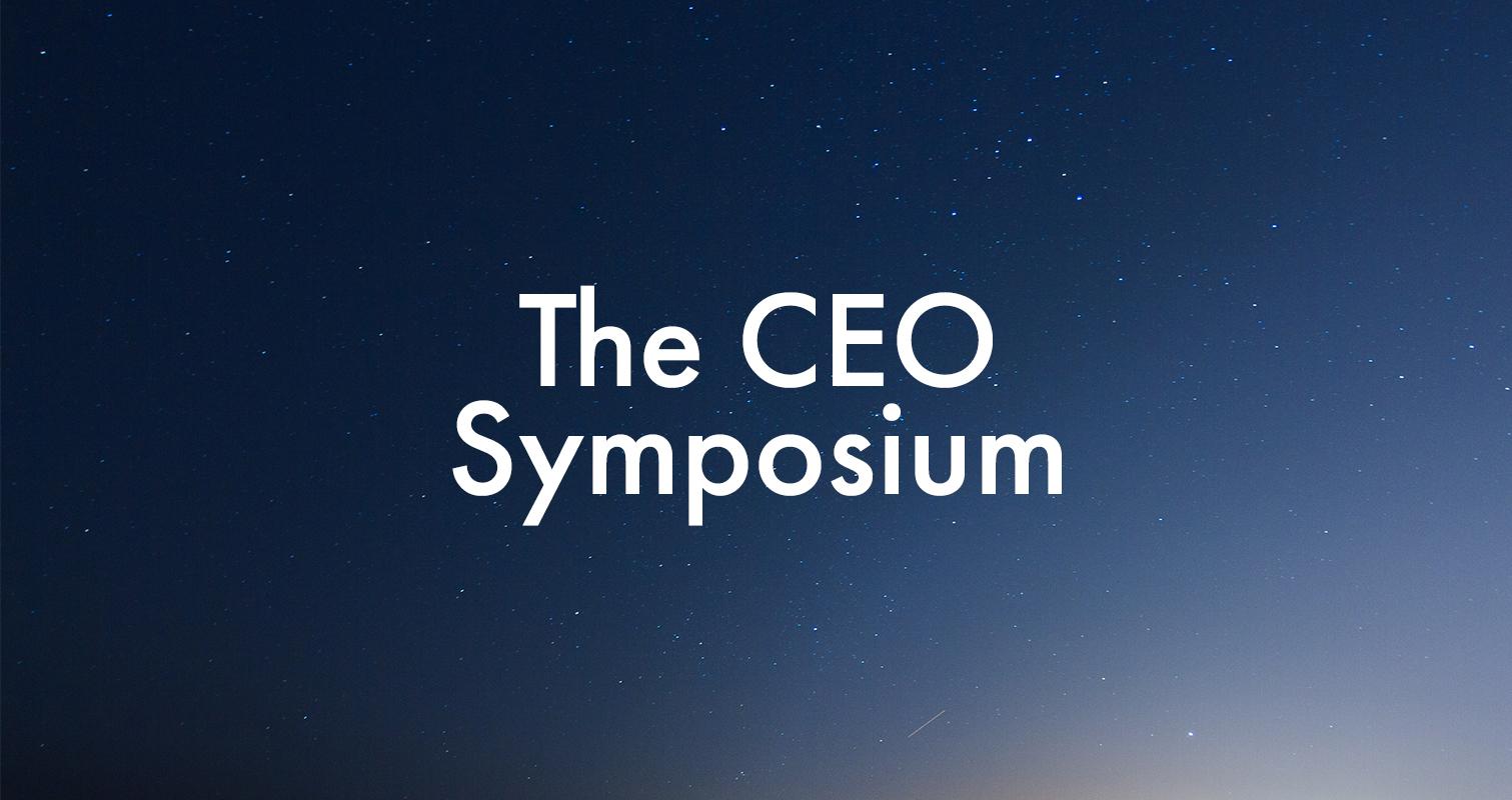 The CEO Symposium