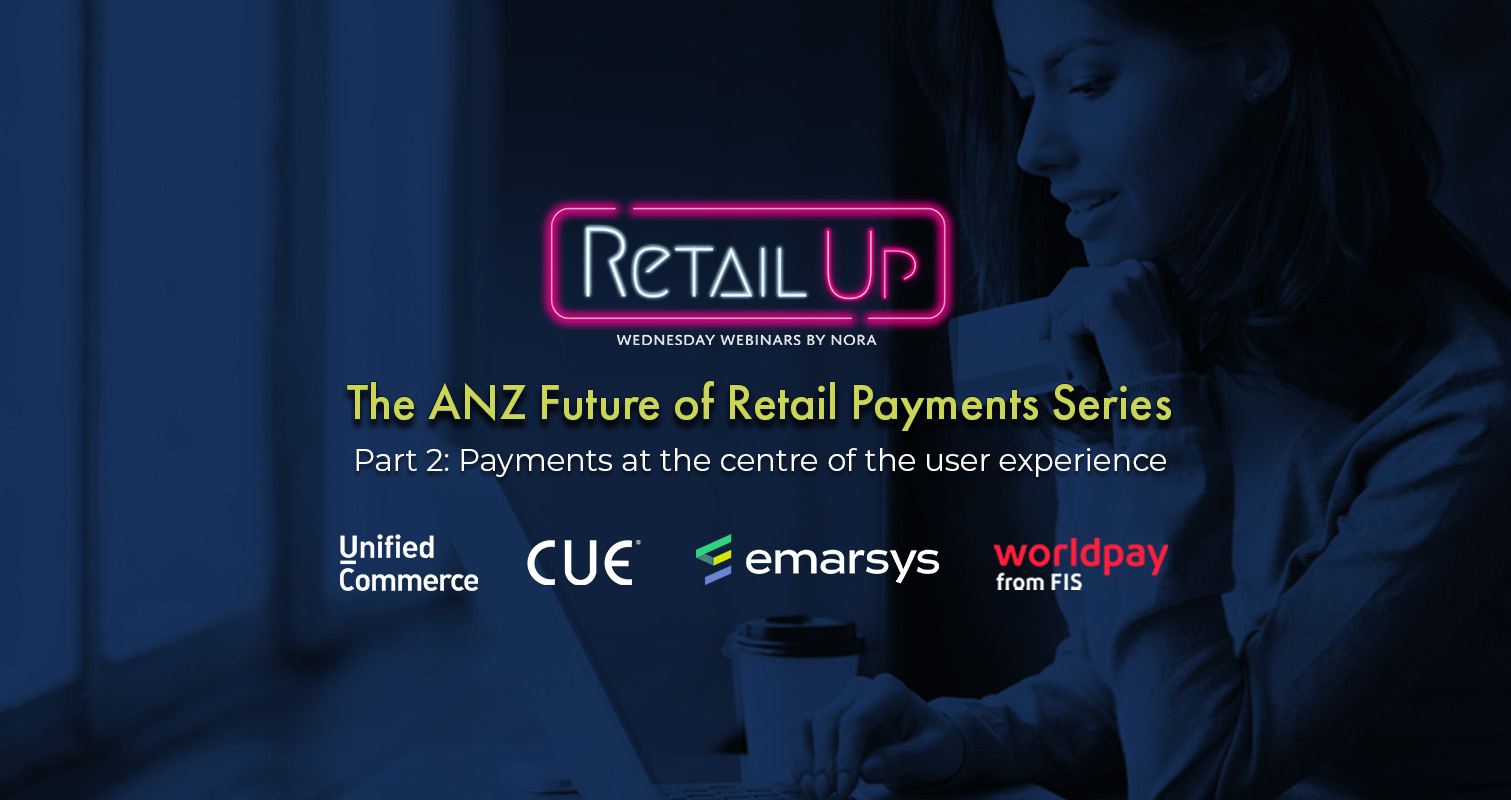 Payments at the centre of the user experience