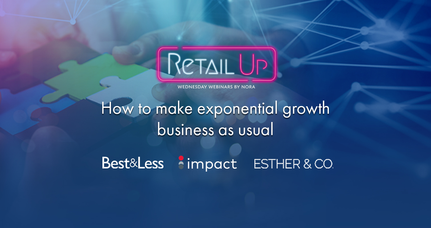 How to make exponential growth business as usual