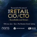 The Retail CIO/CTO roundtable and dinner