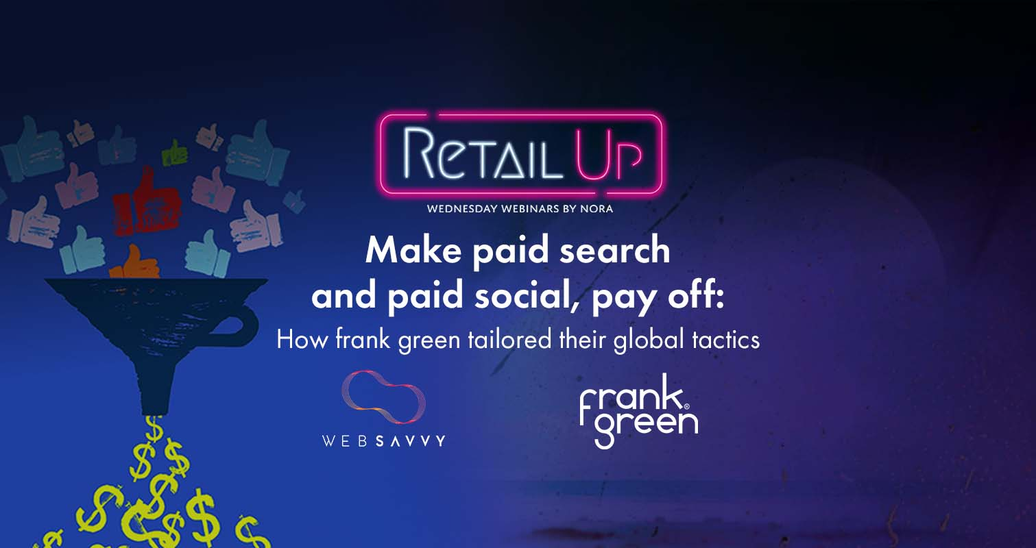 Make paid search and paid social, pay off: How frank green tailored their global tactics