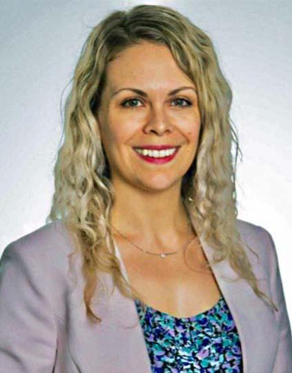 Lauren Oetomo