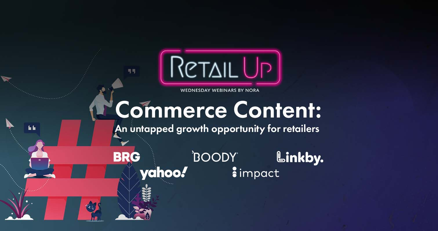 Commerce content: An untapped growth opportunity for retailers